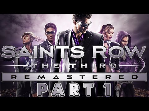 "saints-row:-the-third-(remastered)---gameplay-walkthrough---part-1---""welcome-back-to-steelport!"""