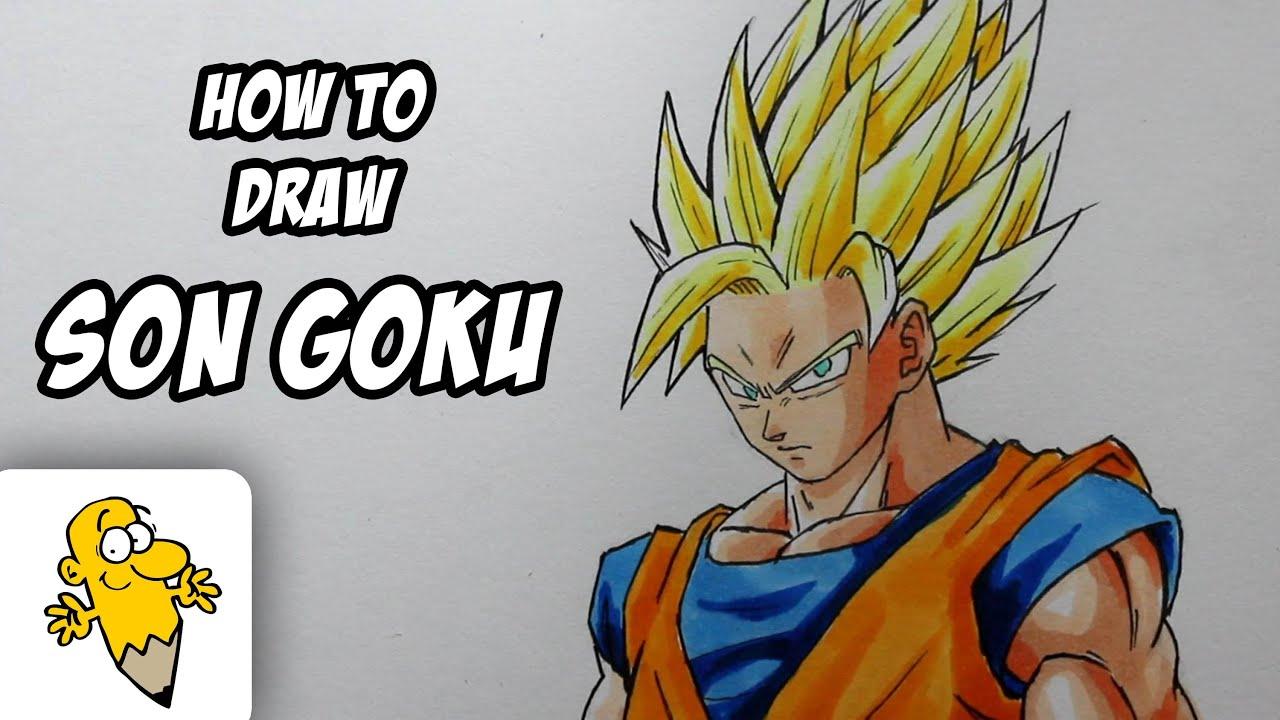 How To Draw Like Dragon Ball Z