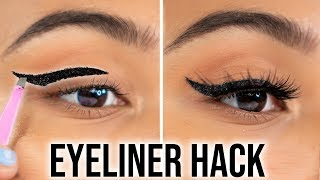 Beauty Busters: I Tried Adhesive Eyeliner! (OMG!)