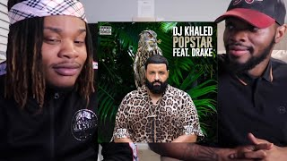 Ehhh.. DRAKE | DJ Khaled ft. Drake - POPSTAR (Audio)