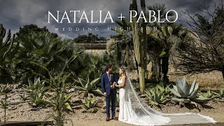 "Natalia + Pablo ""Wedding highlights"" Oaxaca"