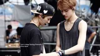 Download Video Hun♥Han [Sehun-Luhan] - Let's stop being friends MP3 3GP MP4