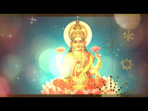 ASHTA LAKSHMI STOTRAM ||BY UMA MOHAN ~ Happy Diwali !