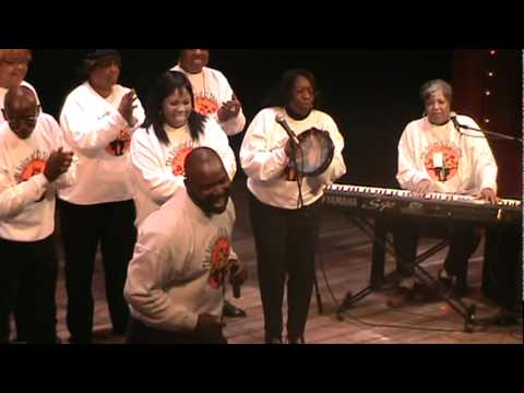 Taste of Gullah 2011 -- Gospel music