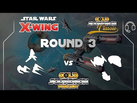Tyler Tippet and Marcel Manzano - Round 3 - Gold Squadron Podcast 2018