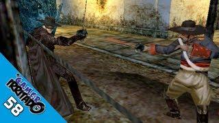 GAMER IRRITADO # 58 - The Shadow of Zorro [PC]