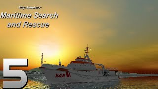 Ship Simulator: Maritime Search and Rescue| Episode 5