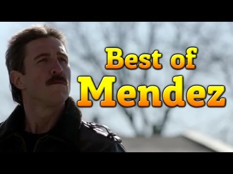 Orange is the new Black: The Best of Mendez