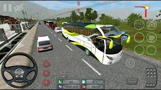 BUSSID New Update Version 2.9 | Bus Simulator Indonesia - New Map, Road & Route | Android GamePlay