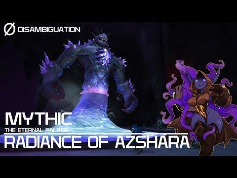 Disambiguation - The Eternal Palace - Mythic Radiance of Azshara