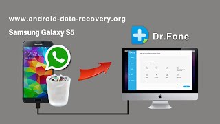 [Galaxy S5 Recovery for Mac]: How to Recover Whatsapp Chat History from Samsung Galaxy S5 on Mac