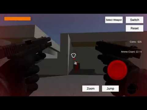 FPS Demo - Unity Game Development