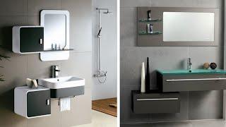 Beautiful bathroom cabinet designs 2020 | Stylish washroom cabinet ideas