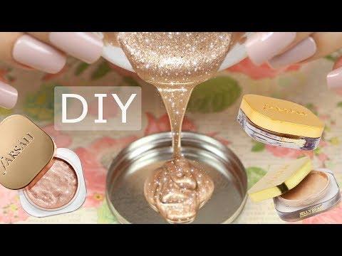 DIY Farsáli Jelly Beam Highlighter - Almost the Same Effect! | Melissa Samways