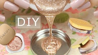 DIY Farsli Jelly Beam Highlighter - Almost the Same Effect! | Melissa Samways