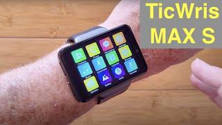 TICWRIS MAX S (Smaller MAX) 2.4 Screen