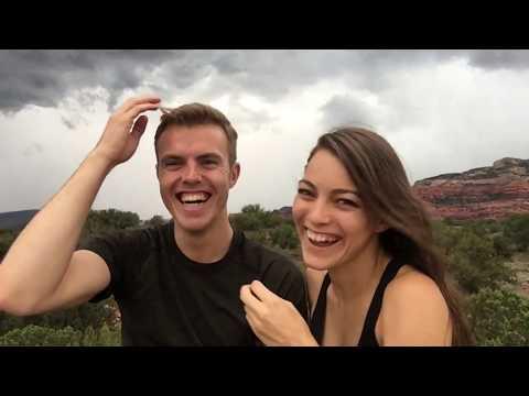 Blooper Reel for Lion's Gate Event Promo Vid - Bentinho & Jocelyn