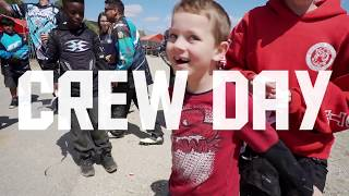 Critical Crew Day Paintball Big Game #73 at Combat Paintball Park 3-25-2018 Sunday