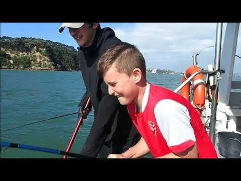 Ultimate Charters: Fishing Charter Auckland