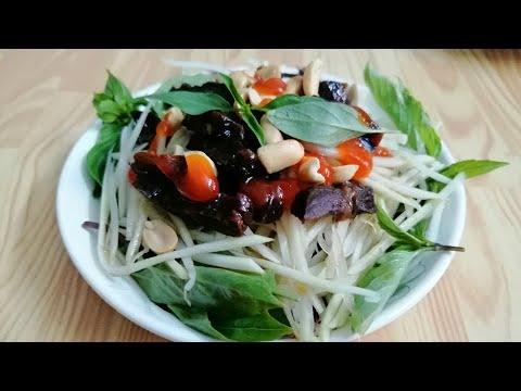 Cách Làm Gỏi Khô Bò Đen Để Kinh Doanh   Ngọc Khánh Vlog