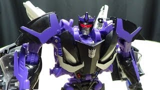 TFCC Subscription Service Deluxe BARRICADE: EmGo's Transformers Reviews N' Stuff thumbnail