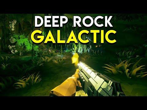DIGGING DEEP! - Deep Rock Galactic Gameplay