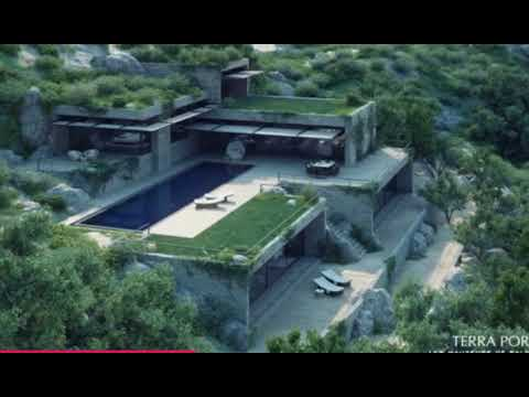Corsican Mountain View Villas Visualized Youtube