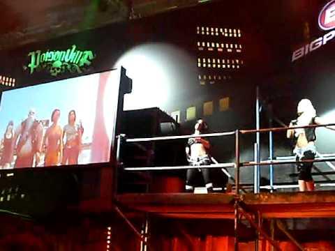 """""""Poisonville"""" auf der gamescom 2010"""