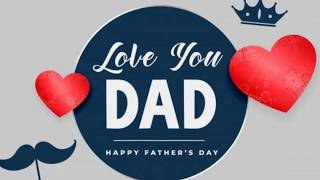 Father's Day Whatsapp Status Video 2020 | Happy Father's Day Status | Mytwolittlesunshines
