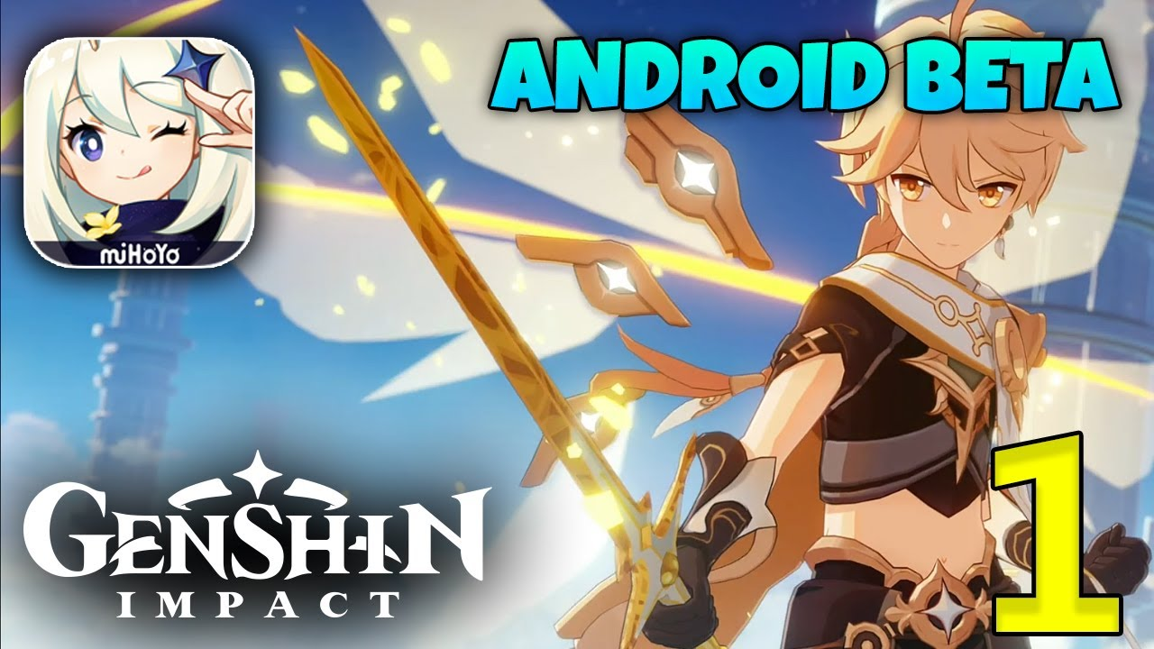 Genshin Impact Download Android Apk