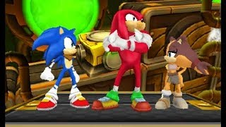 Let's Play Sonic Boom: Shattered Crystal! (Part 7)