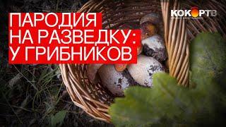 Пародія на розвідку: у «грибників» США в РФ немає шансів