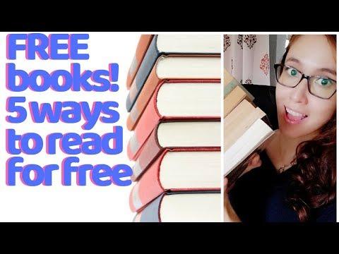 Free Books! 5 Ways To Get Free Ebooks