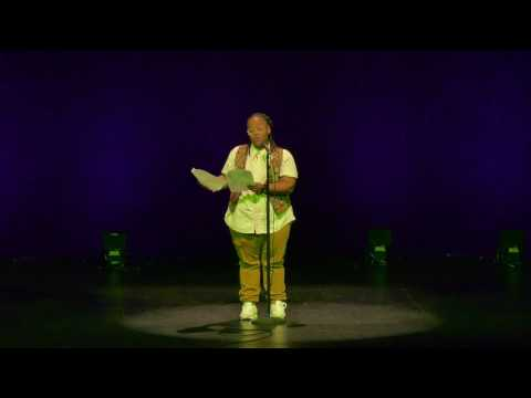 "2017 Women of the World Poetry Slam - Oompa ""Transplantation"""