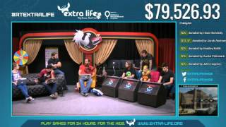 Rooster Teeth Extra Life 2015 Stream Hour 2