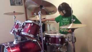 Baixar Raghav 8 year old drummer - YYZ Rush Drum Cover