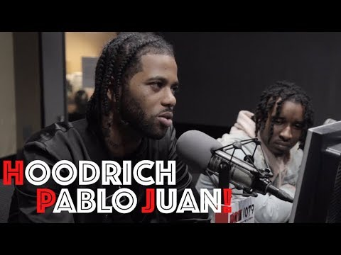 Hoodrich Pablo Juan: Signing With Gucci,