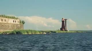 видео Экскурсия на Форт Тотлебен