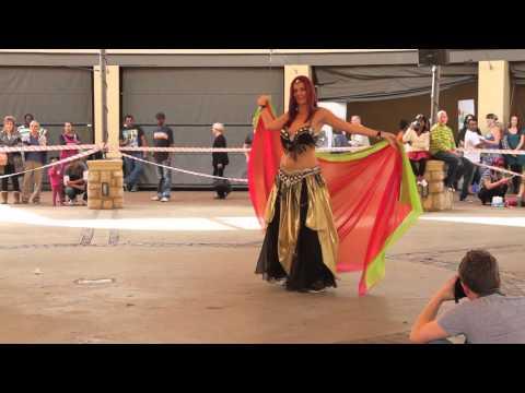 """Gypsy Rhythms @ WBDD Johannesburg 2014 - """"Entrance of the Stars"""""""