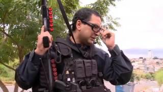 GOE - Policial e traficante brigam em prisão em flagrante