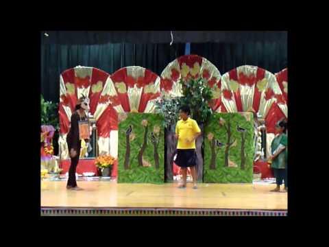 Ho Jo Bo Ro Lo by Sukumar Ray presented by Orlando Bangla School
