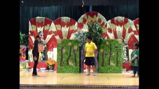 Ho Jo Bo Ro Lo by Sukumar Ray presented by Orlando Bangla School