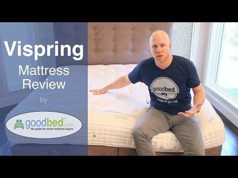 Vispring Mattress Review by GoodBed.com