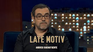 LATE MOTIV - Laureano Márquez. 'Un cómico serio'   #LateMotiv338