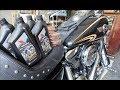 How to change motorcycle oil - Kawasaki Vulcan