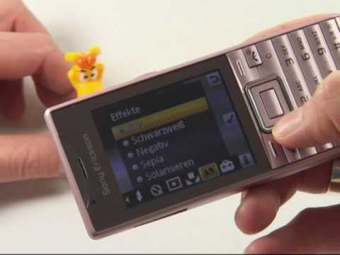 Sony-Ericsson Elm Test Kamera