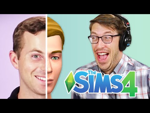 Thumbnail: Keith Controls His Friends' Lives In The Sims 4 • Ned