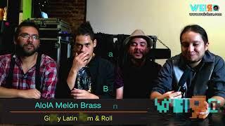 Conoce el Gypsy Latin Rom & Roll de AlolA Melón