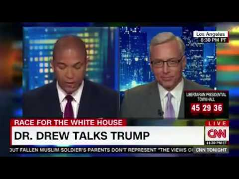 Is Donald Trump a Narcissist? Dr. Drew Pinsky