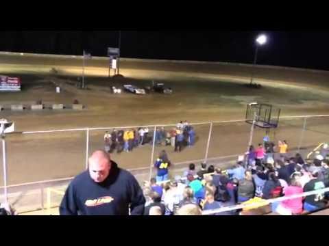 Baton Rouge Raceway 2012 Championship Races